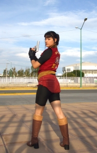 Claire Redfield RE2 Cosplay